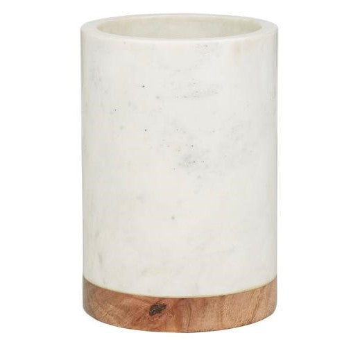 Eliott Marble Utensil Holder