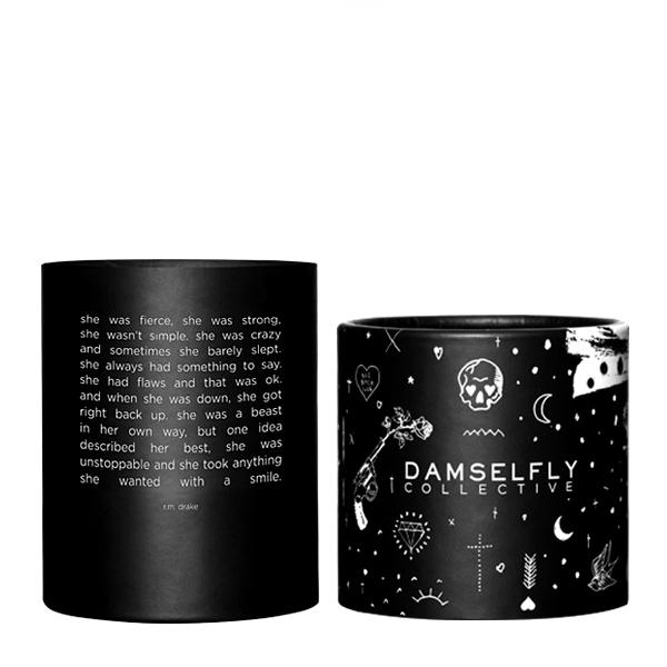 Damselfly Collection Boy Bye Candle 300g