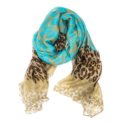 Cougar Mint Scarf