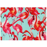 Family Flamingo Placemat
