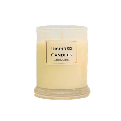 INSPIRED CANDLES ESSENTIAL OIL MEDIUM SOY CANDLES