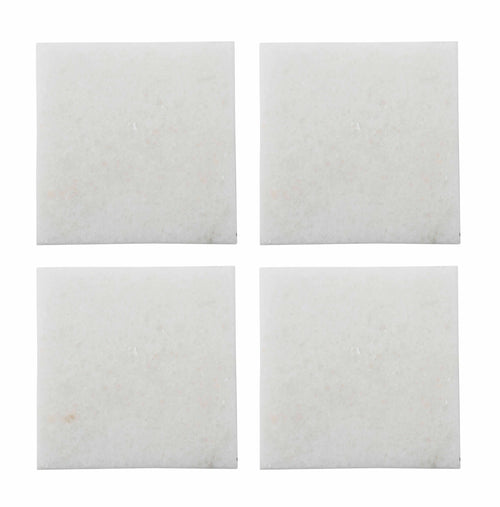Cooper Set of 4 Marble Coasters