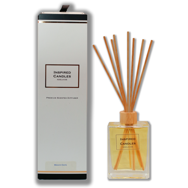 Inspired Candles Reed Diffuser