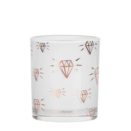 Diamond Print Candle 300g
