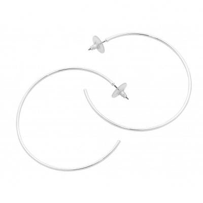 Adele Hoop Earrings