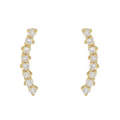 Arabella Gold Earrings