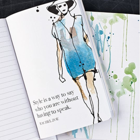 Fashions Fade - Notebook