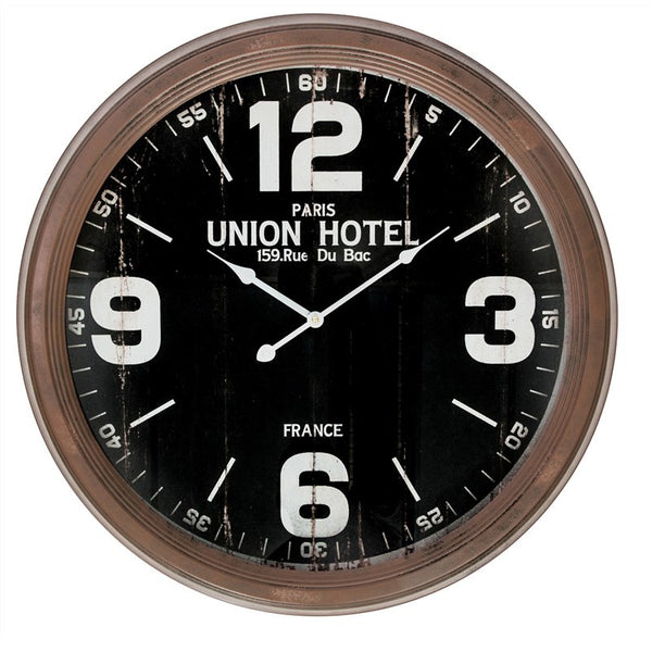 Union Hotel Wall Clock