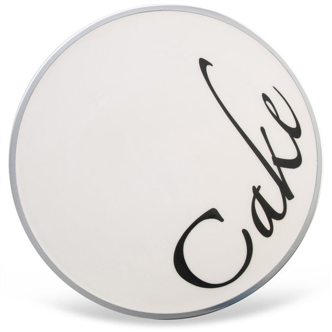 Cake Stand With Caligraphy