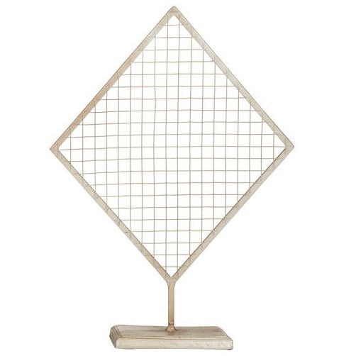 Grid Jewellery Stand - 2 Asst