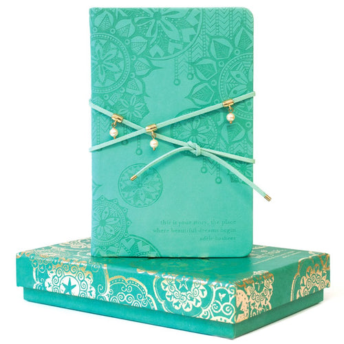 Intrinsic Pearl Wrap Journal