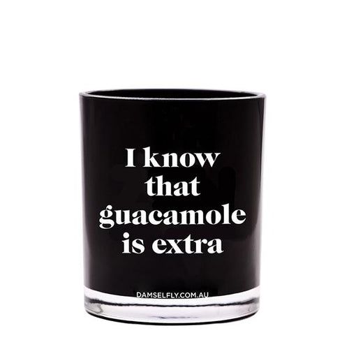 Guacamole Is Extra Candle 300g