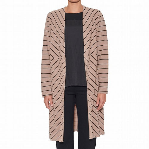 Clarity Stripe Cardigan