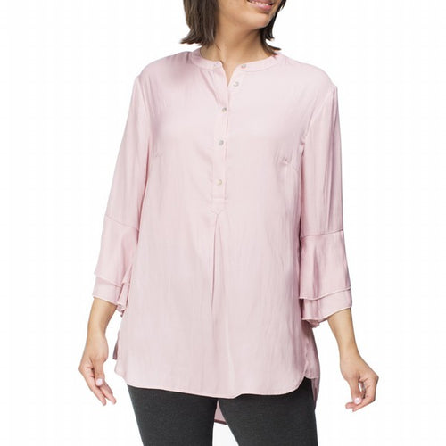 Luxe Ruffle Cut Shirt