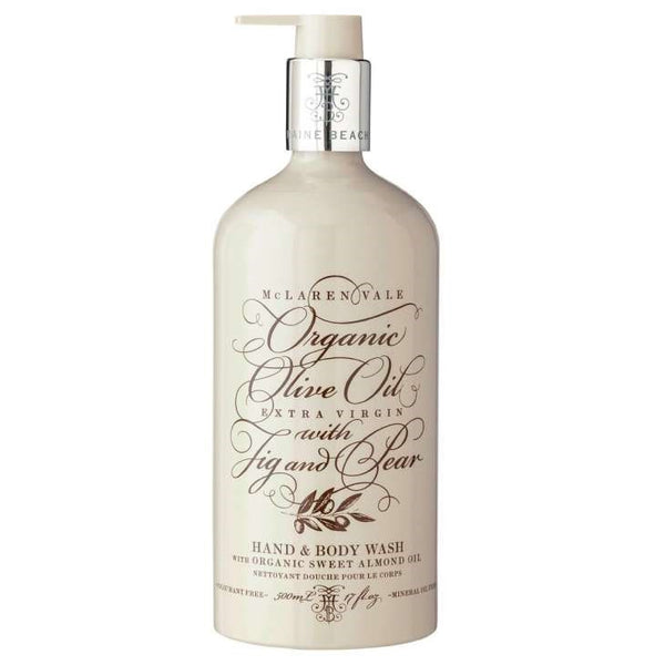 MAINE BEACH ORGANIC OLIVE OIL HAND & BODY WASH