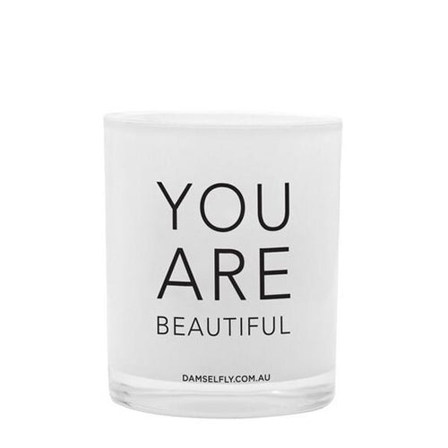 You Are Beautiful Candle 300g