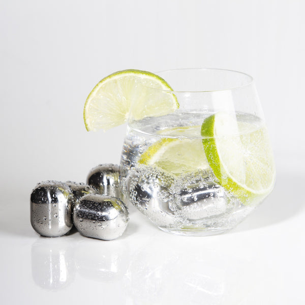 Stainless Steel Gin Pearls
