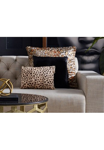 ANDEL CUSHION LEOPARD
