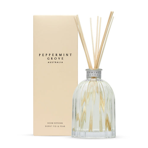 Peppermint Grove Burnt Fig & Pear Diffuser 350ml