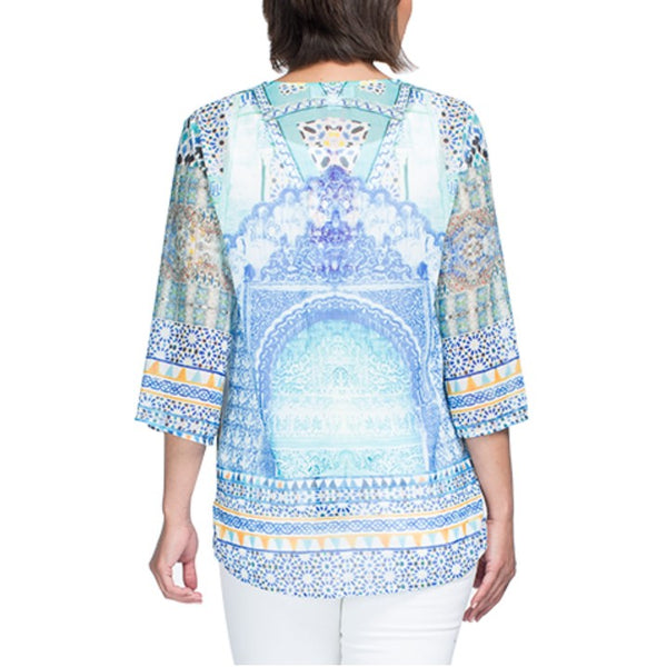 Clarity Embellished Top