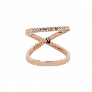 AUDREY ROSE GOLD RING