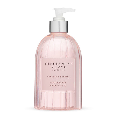 Peppermint Grove Hand & Body Wash Freesia & Berries 500ml