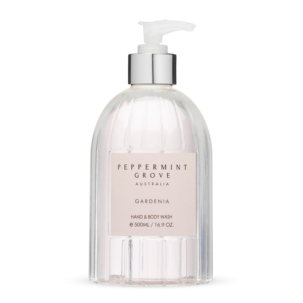 Peppermint Grove Gardenia Hand & Body Wash 500ml