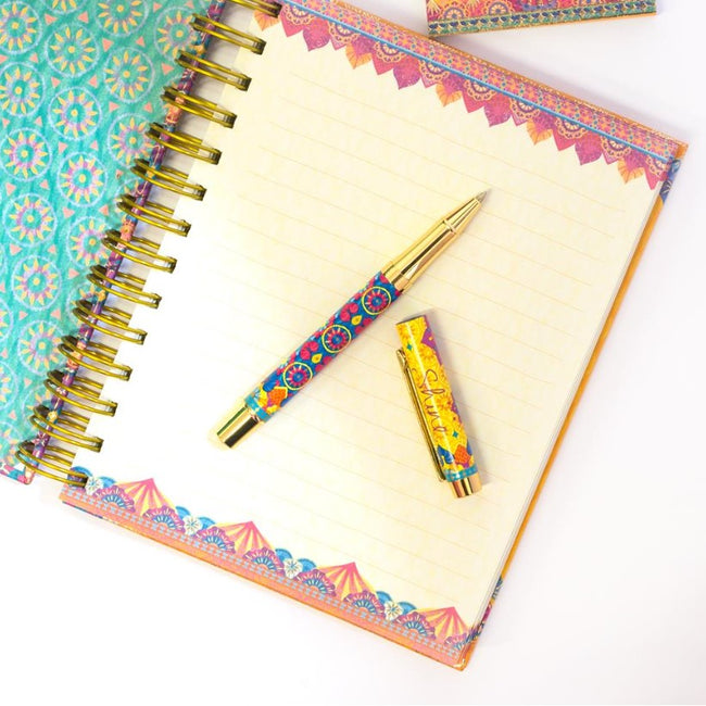GYPSY WANDERER SPIRAL NOTEBOOK