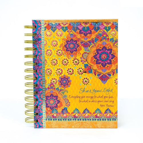 Intrinsic Gypsy Wanderer Spiral Notebook