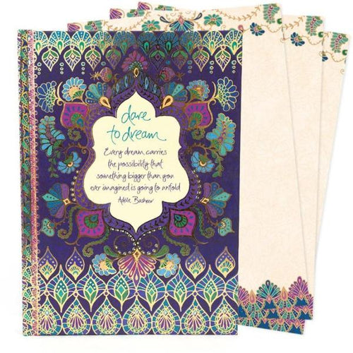 Intrinsic Hippie Couture A5 Journal