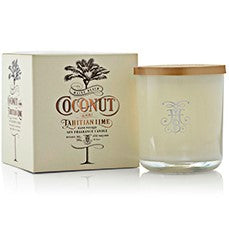 Lord Howe Island Coconut & Tahitian Lime Candle