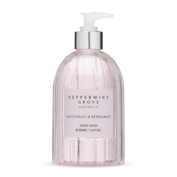 Peppermint Grove Patchouli & Bergamot Hand & Body Wash 500ml