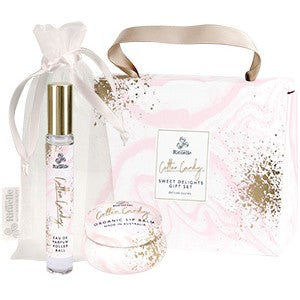 Cotton Candy Sweet Delights Gift Set