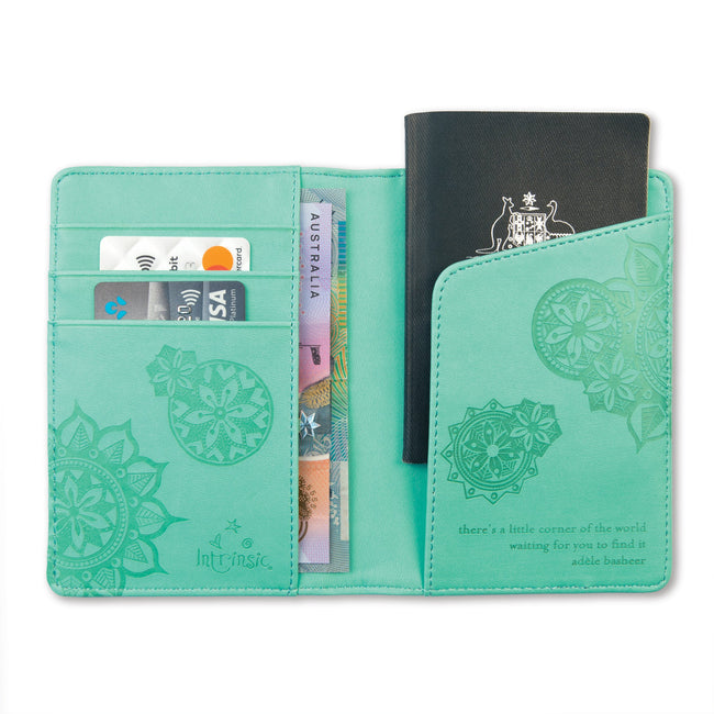 INTRINSIC PASSPORT WALLET