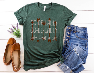 Golly What a Day - Royal Tees Designs