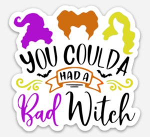 Bad Witch - Royal Tees Boutique
