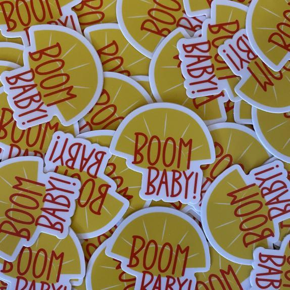Boom Baby! - Royal Tees Boutique