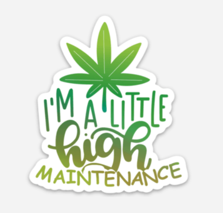 High Maintenance - Royal Tees Designs