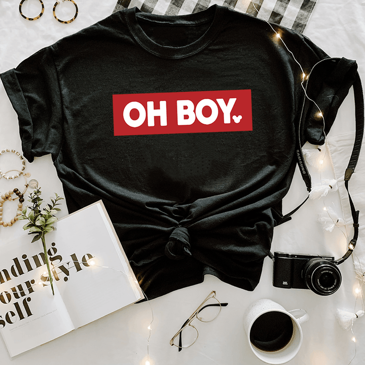 Oh Boy! - Royal Tees Boutique