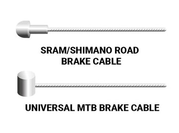 Brake Cable Types