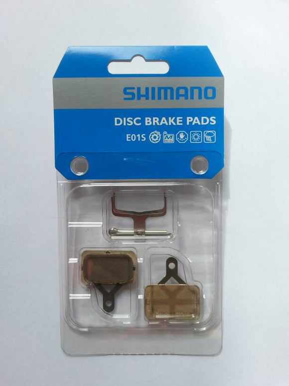 Shimano E01S sintered brake pads for DEORE
