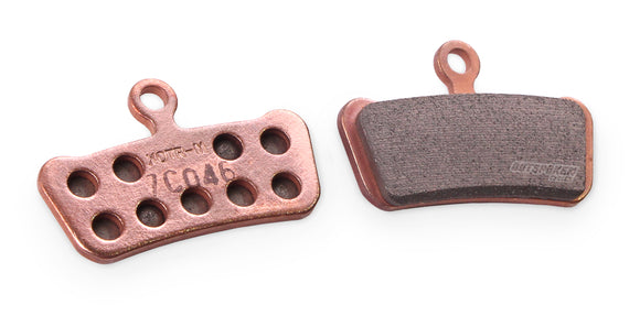 SRAM Guide Sintered (metallic) brake pads (also for Avid Trail)