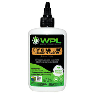WPL Dry Chain Lube - 120ml