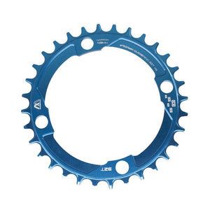 E thirteen Narrow wide chainring (34T upwards) - 4 Bolt 104mm BCD