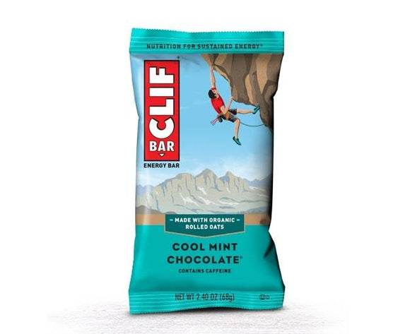 Clif bar - Cool Mint Chocolate flavour