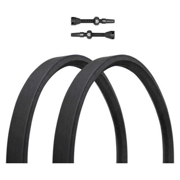 Rimpact Pro Tubeless Insert Set - with Valves