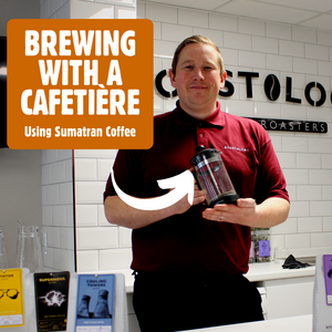 Do you know how to brew with a cafetière?