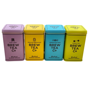 Brew Tea Co. - Tin In A Tea - Green Tea