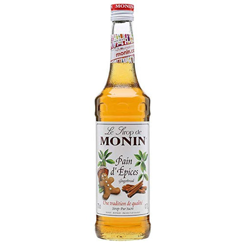 Monin Gingerbread Syrup x 1 Litre