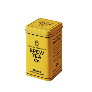 Brew Tea Co. - Tea In A Tin - English Breakfast